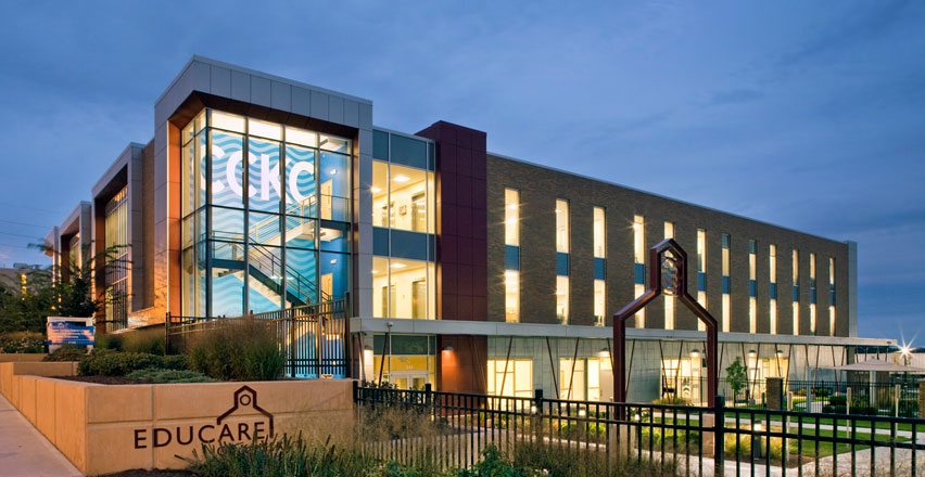 Childrens Campus Kansas City Building